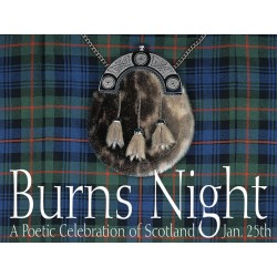23.01.2021Burns Supper...
